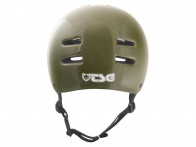 "TSG ""Skate/BMX Solid Colors"" Helm - Injected Olive"