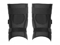 "TSG ""Tahoe Cap Air A"" Kneepads - Grey-Black"