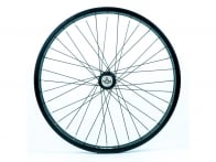 "Tall Order ""Air X Glide"" Front Wheel - Black/Black"