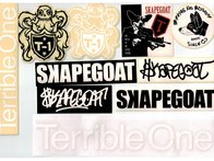 "Terrible One ""Skapegoat"" BMX Rahmen"