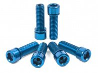 "The Shadow Conspiracy ""Hollow"" Stem Bolts Kit"