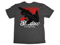 "The Shadow Conspiracy ""Rising"" T-Shirt - Charcoal"