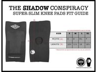"The Shadow Conspiracy ""Super Slim"" Knieschoner"