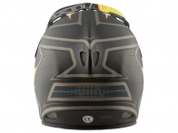 "Troy Lee Designs ""D2"" Fullface Helm - Pulse Black"