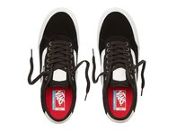 "Vans ""Chima Pro 2"" Shoes - (Suede/Canvas) Black/White"