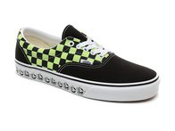 "Vans ""Era"" Shoes - (Vans BMX) Black/Sharp Green"