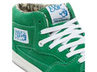 "Vans ""Half Cab Pro"" Shoes - (Ray Barbee) Og Emerald"
