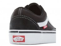 "Vans ""Old Skool Pro"" Schuhe - Black/White"