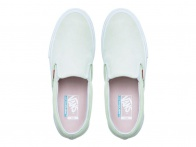 "Vans ""Slip-On Pro"" Shoes - Ambrosia/White"