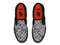 "Vans X Cult ""Slip-On Pro"" Shoes - (Cult) Black Checker"