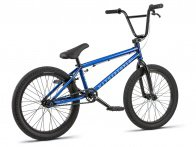 "wethepeople ""Arcade"" 2018 BMX Bike - Translucent Blue"