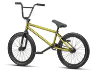 "wethepeople ""Justice"" 2019 BMX Rad - Translucent Yellow"