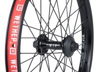 "wethepeople ""Logic Welded X Supreme"" Front Wheel"