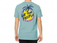 "wethepeople ""Miami"" T-Shirt - Blue"