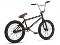 "wethepeople ""Trust"" 2018 BMX Bike - Matt Black"