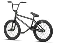 "wethepeople ""Trust"" 2019 BMX Rad - Matt Black"