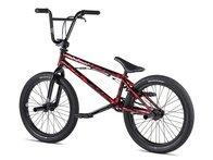 "wethepeople ""Versus FS"" 2020 BMX Bike - Brushed Metallic Red"