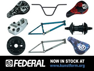 Federal Bikes 2018 Parts - In stock!