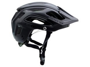 "7 Protection ""M2 BOA"" Trail MTB Helm - Black"