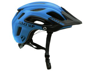 "7 Protection ""M2 BOA"" Trail MTB Helmet - Blue/Black"