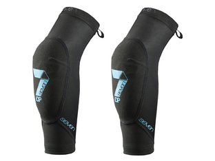 "7 Protection ""Transition"" Elbow Pads - Black/Blue"