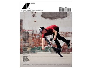 "A.R.T. ""Issue #4"" BMX Magazine"