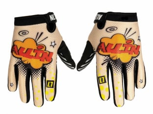 "ALL IN ""Comic Kids Dealer"" Kids Gloves"