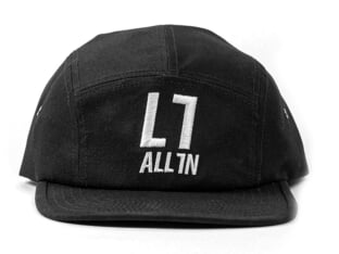 "ALL IN ""Logo Camper"" Cap"