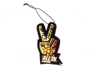 "ALL IN ""Pineapple Touch"" Air Freshener"