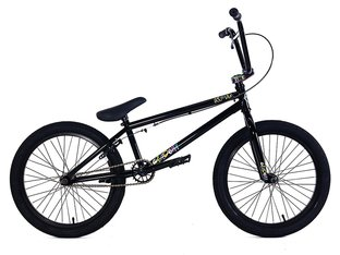 "Academy BMX ""Aspire"" 2018 BMX Rad - Gloss Black / Rainbow"