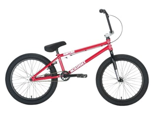 "Academy BMX ""Aspire"" 2021 BMX Bike - Dark Red"