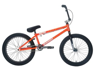 "Academy BMX ""Aspire"" 2021 BMX Bike - Orange Crackle"