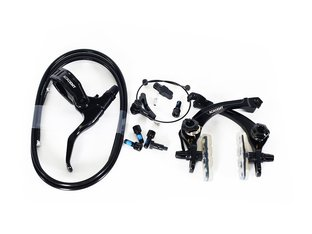 "Academy BMX ""Pro "" Brake Set - Left Lever"