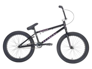 "Academy BMX ""Trooper"" 2021 BMX Bike - Gloss Black / Polished"