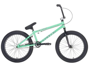 "Academy BMX ""Trooper"" 2021 BMX Bike - Mint / Polished"