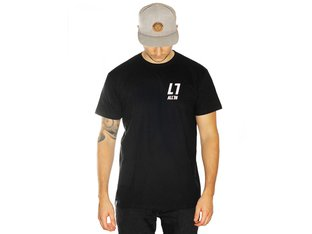 "ALL IN ""Classic"" T-Shirt - Black"