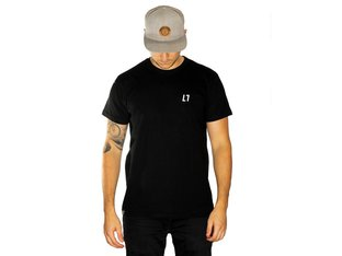 "ALL IN ""Stitch"" T-Shirt - Black"