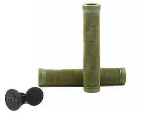 "Animal Bikes ""Edwin 165mm"" Grips - Flangeless"