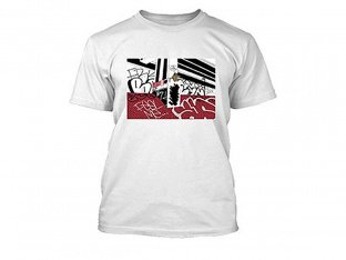 "Animal Bikes ""Frko Banks"" T-Shirt - White"