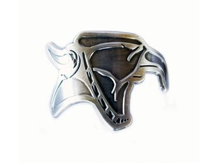 "Animal Bikes ""Griffin Badge"" Headtube Badge"