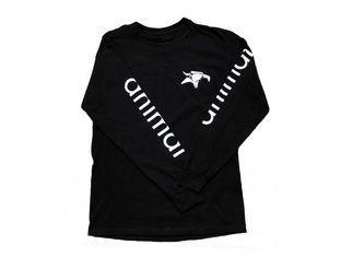 "Animal Bikes ""Griffin"" Longsleeve - Black"