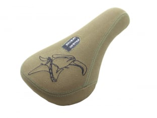 "Animal Bikes ""Luv"" Pivotal Seat - Olive"