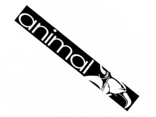 "Animal Bikes ""Street"" Sticker"