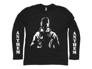 Anthem Longsleeve - Black