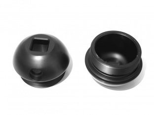 "Ares Bikes ""Flawless"" Peg Cap"