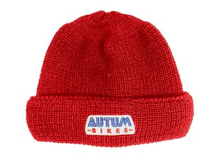 "Autum Bikes ""Fisherman"" Beanie"