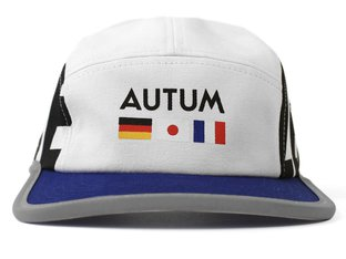 "Autum Bikes ""Left/Ride"" Cap"