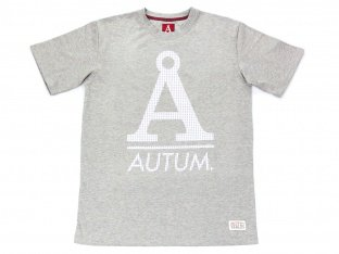 "Autum Bikes ""Sporty A"" T-Shirt - Grey"