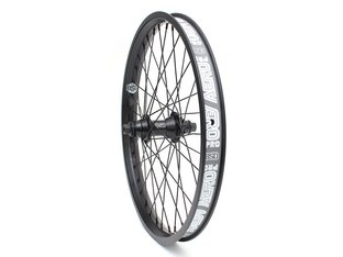 "BSD ""Aero Pro X Back Street Pro Cassette"" Rear Wheel - Female Axle"