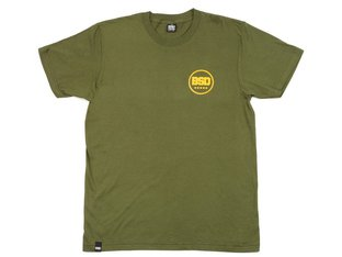 "BSD ""Fully Roasted"" T-Shirt - Surplus Green"